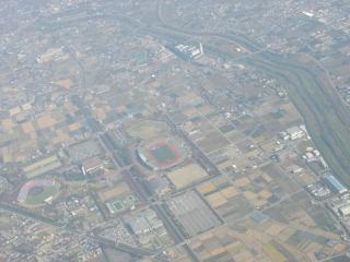 小瀬スポーツ陸上競技場