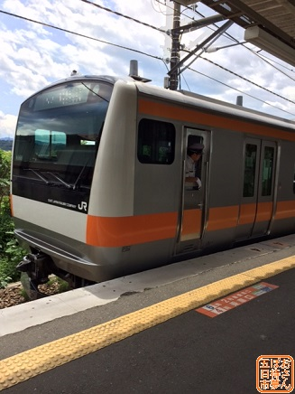 JR武蔵五日市線